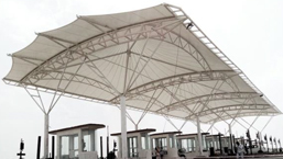 Tensile Canopy In Bhopal, Chennai, Indore, Raipur, Surat, Udaipur